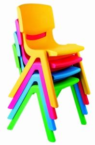 Židle plastové