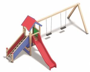 Herní prvky s výškou nad 1 metr