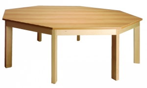 Stůl osmiúhelník