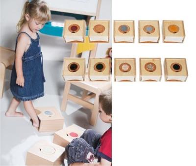 Kastlíky pro budulínky - komplet