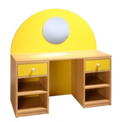 Kadeřnický stolek Lucie