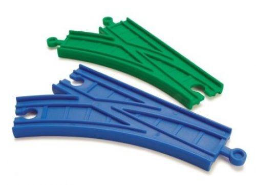 Plastové výhybky
