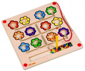 Magnetická tabulka - třídění barev