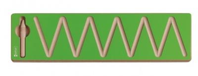 Grafomotorika - diagonals