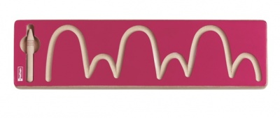 Grafomotorika -oblouky