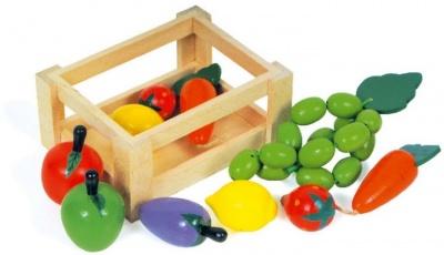 Bedýnka s ovocem a zeleninou II.