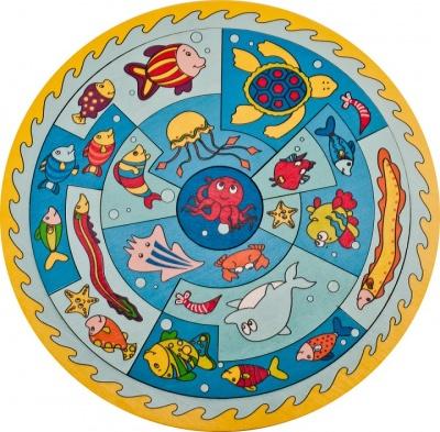 Mořské puzzle