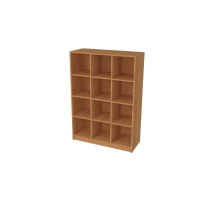 KOSTKA - skříňka vysoká 12 kostek