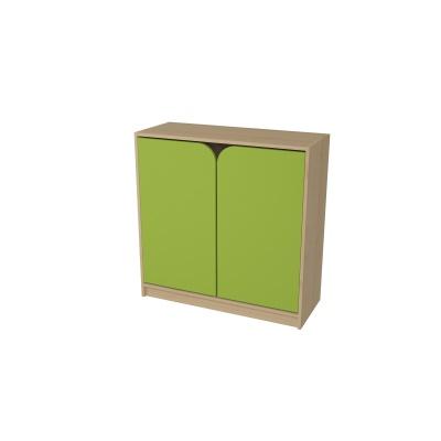 ŠAPITÓ L dvoudveřová skříňka