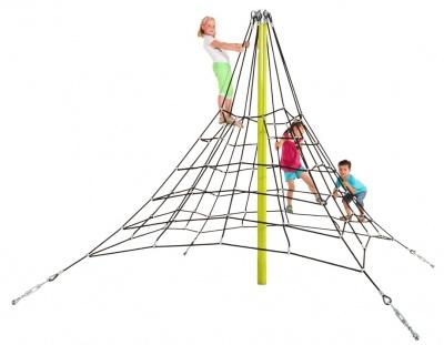 Lanová pyramida výška 2,7 m