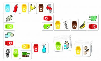 Domino třídění odpadů