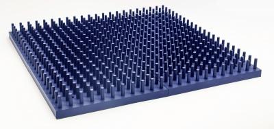 Žížalice - samostatná plastová deska celá