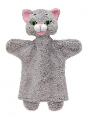 Maňásek kočička šedá