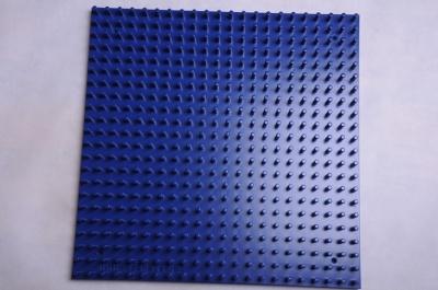 Žížalice - samostatná dřevěná deska modrá