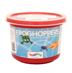 Žabky skákavky