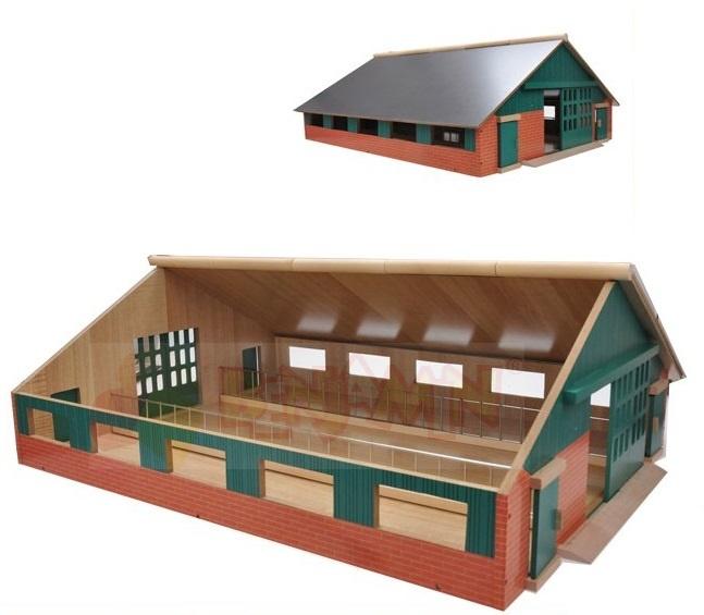 Farma dřevěná