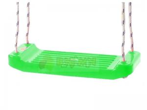 Houpačka plastová (prkénko) zelená