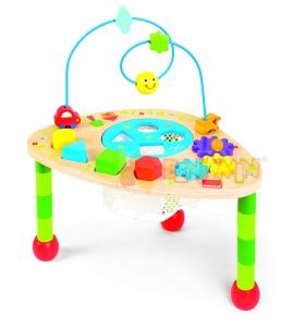 Hrací baby stoleček