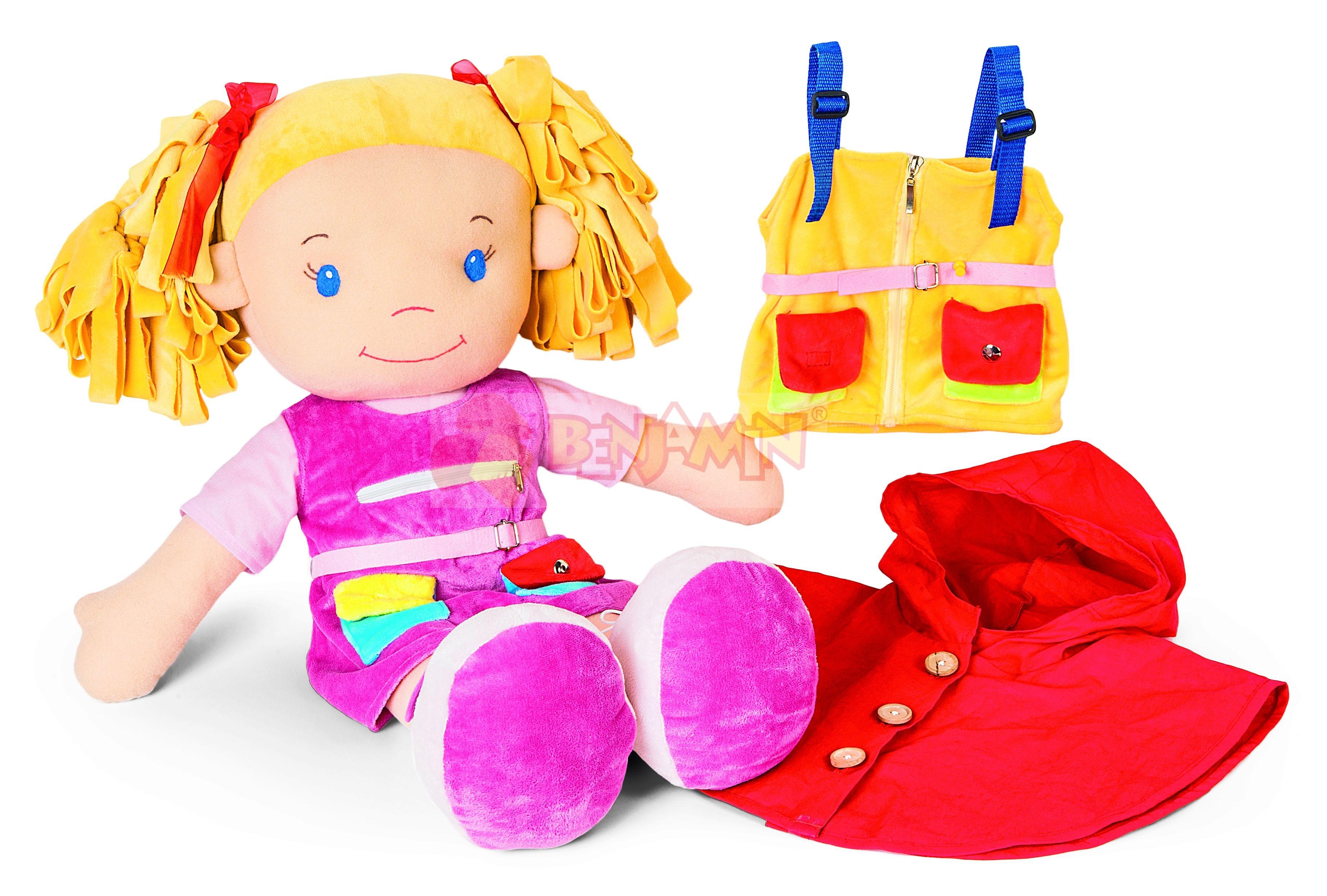 Manipulační panenka Mia