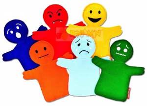 Maňásci - Emoce